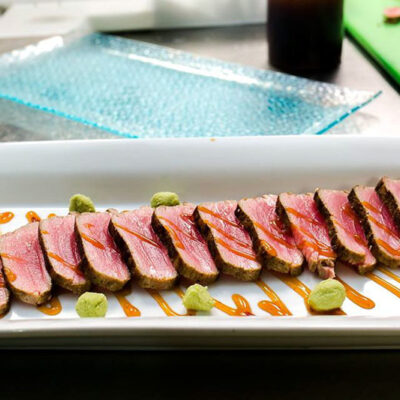 Seared Tuna 1